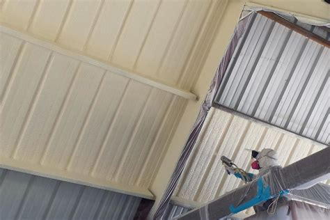 Commercial And Residential Spray Foam Insulation By