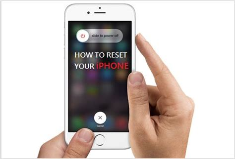 how do i reset my iphone how to factory reset your iphone