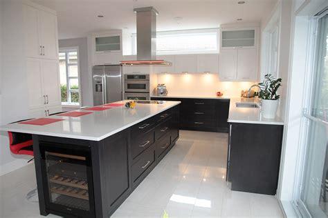 cuisine bois moderne cuisine bois massif moderne stunning excellent prix