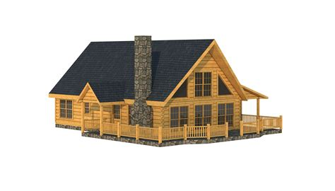log cabin floor plans   square feet log cabin