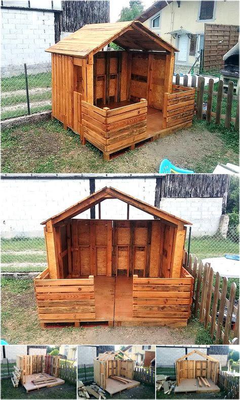 convert   pallets    wood