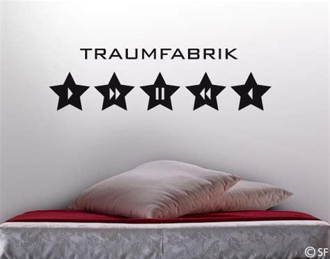 Wandtattoo Schlafzimmer Traumfabrik by Wandtattoo Traumfabrik Schlafzimmer Wandtattoo