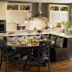 Kitchen Island Booth Ideas by I Grew Up With A Kitchen Booth This One Booth