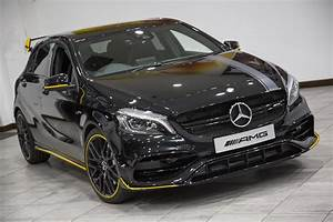 Mercedes Benz Classe A Amg : used 2017 mercedes benz a class amg a 45 4matic yellow night edition for sale in north east ~ Medecine-chirurgie-esthetiques.com Avis de Voitures
