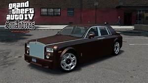 GTA san andreas rolls royce ghost car moded - YouTube