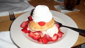 Strawberry Shortcake - Picture of The Cheesecake Factory ...