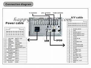 2011 Ford Fusion Radio Wiring Diagram