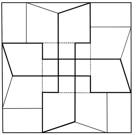 quilt block colouring pages clipart  clipart
