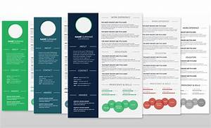 Simple Infographic Resume | Download Resume Template