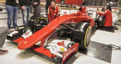 Scuderia Ferrari Sf15-t
