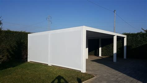 teli per tettoie pompeiane in alluminio