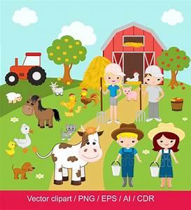 Top 95 Farm Clip Art - Free Clipart Image