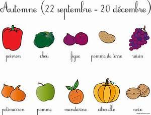 Fruits De Septembre : fruits et l gumes de saison le blog de jolicours ~ Melissatoandfro.com Idées de Décoration