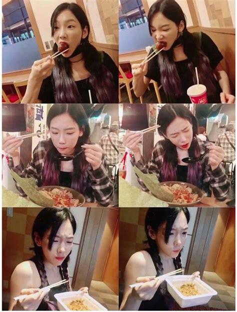 Snsd Taeyeon 태연 Nữ Thần Seohyun Yoona