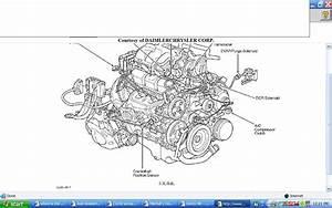 Where Is The Crankshaft Position Sensor On A 2002 3 8l Motor