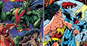 Dc, Comics, 10, Most, Powerful, Heroes, Who, Joined, Justice, League, Task, Force