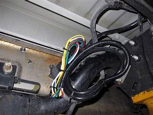 Trailer Wiring Harness Installation 2006 Dodge Ram 1500