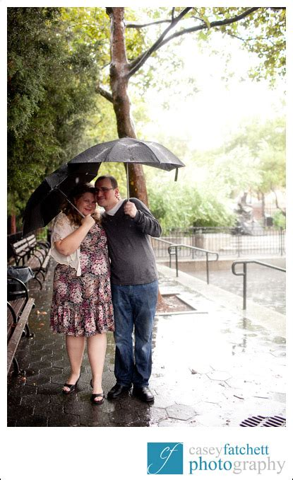summer rainy day engagement photos casey fatchett