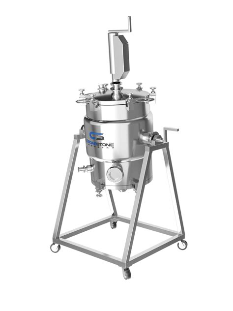 Nutsche Filter Dryer for High Purity Solid Filtering
