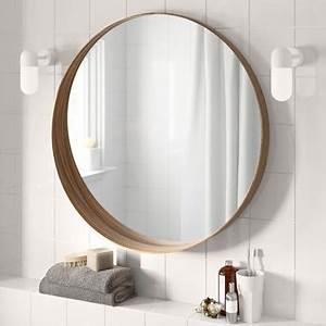 Ikea Miroir Rond : o acheter un miroir rond ~ Teatrodelosmanantiales.com Idées de Décoration