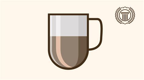 Modern Coffee Cup Logo Design Illustrator Organic Unroasted Coffee Bags Matte White Jed's Review Cape Town Steep Yuban Taylors Oak Table And Nest Of Tables