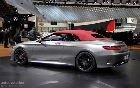 Amg S63 Cabriolet by Mercedes Amg S63 Cabriolet Edition 130 Sexifies The 2016