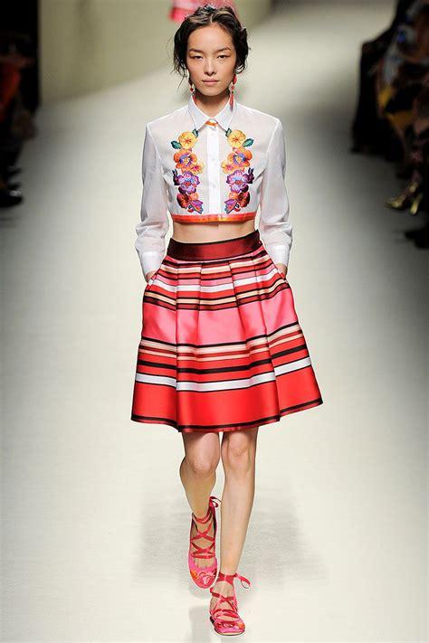 Pasarelas Semana de la moda Desfiles Colecciones de