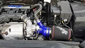 Rcz thp kit admission forge dump valve forge - YouTube