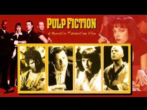 Pumpkin And Honey Bunny Misirlou Free Download by Pulp Fiction 1 Pumpkin Amp Honey Bunny Dialogue And