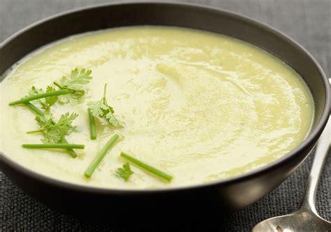 soupe d 233 tox aux poireaux pommes de terre leryam