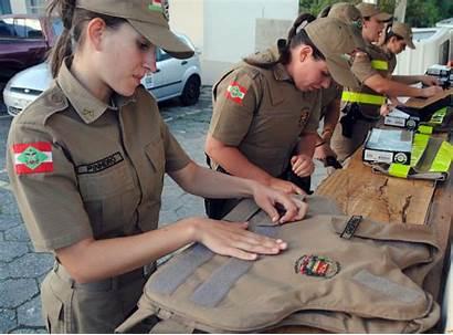Female Officers Around Hottest Brazil Unknown Prettiest