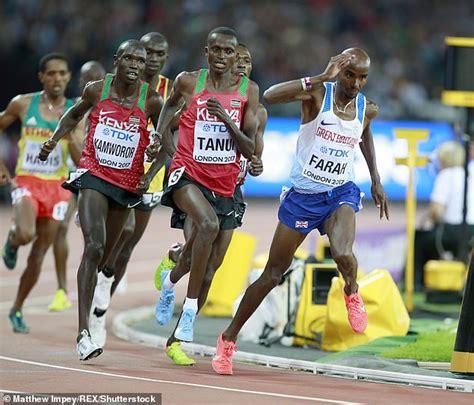 Sir Mo Farah is confident the Tokyo Olympics WILL go ahead ...