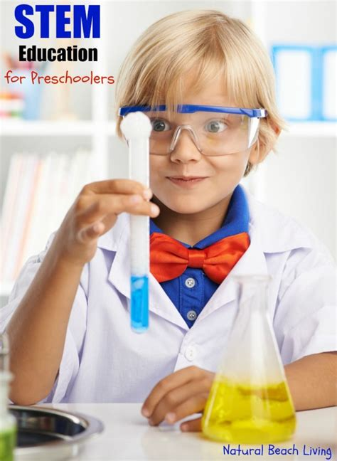 stem education for preschoolers ideas and printables 927 | STEM education for preschoolers pin 749x1024