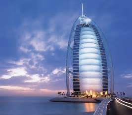 Famous buildings of the world: 7 Star Hotels in Dubai