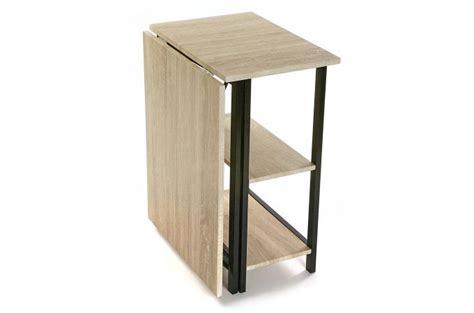 bureau pliable mur bureau pliable industriel bois et métal evamon design sur