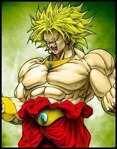 Dragon Ball Z Broly The Legendary Super Saiyan 3