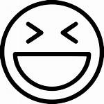 Humor Icon Funny Svg Icons Iconsmind Outline