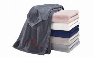 Tom Tailor Decke : fleece decke tom tailor in taupe 150 x 200 cm online bei hardeck kaufen ~ Watch28wear.com Haus und Dekorationen
