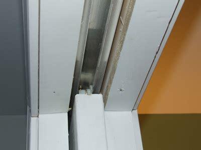 pocket door track how to install pocket door frames