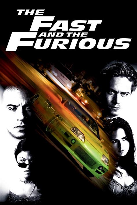 fast and furious 1 the fast and the furious 2001 posters the movie