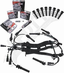 Dodge Ram Pickup 5 7l Hemi Tune Up Kit 16 Spark Plugs