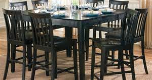 Wayfair Dining Room Chairs by Pines Nine Piece Counter Height Dining Set Products