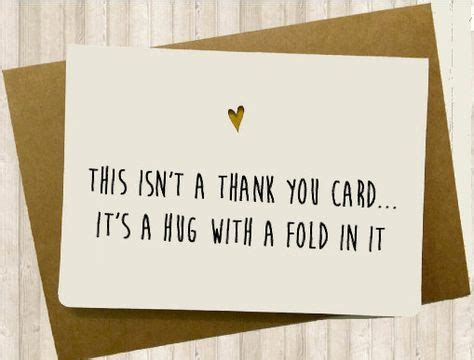 17 Best ideas about Funny Thank You Cards on Pinterest