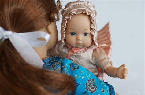 American Girl Doll Felicity Tea Set