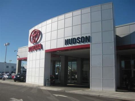 Dealers Nj by Hudson Toyota Nj Car Dealership In Jersey City Nj 07305