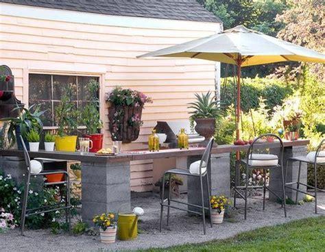 Gartenbar Selber Bauen Freshouse