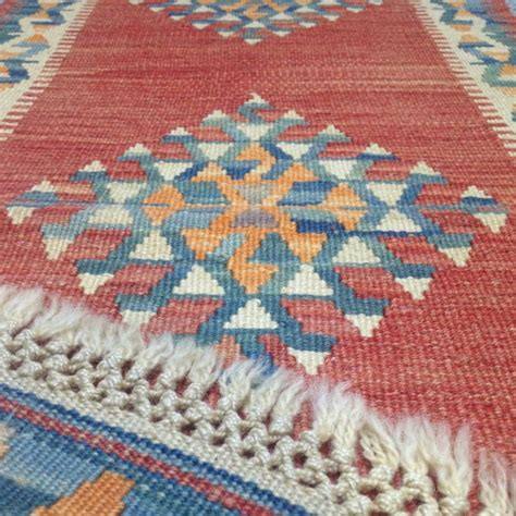 petit tapis kilim