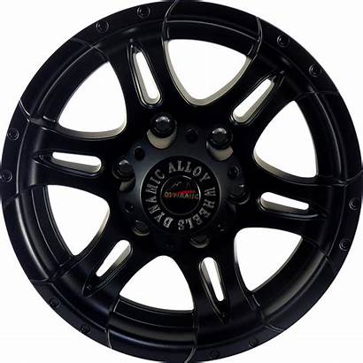Dynamic Dt1 Wheels Wheel Satin Alloy