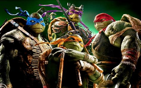 Maac  First Trailer For Teenage Mutant Ninja Turtles