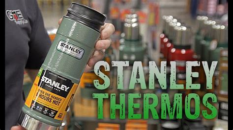 stanley vacuum thermoses gme supply youtube